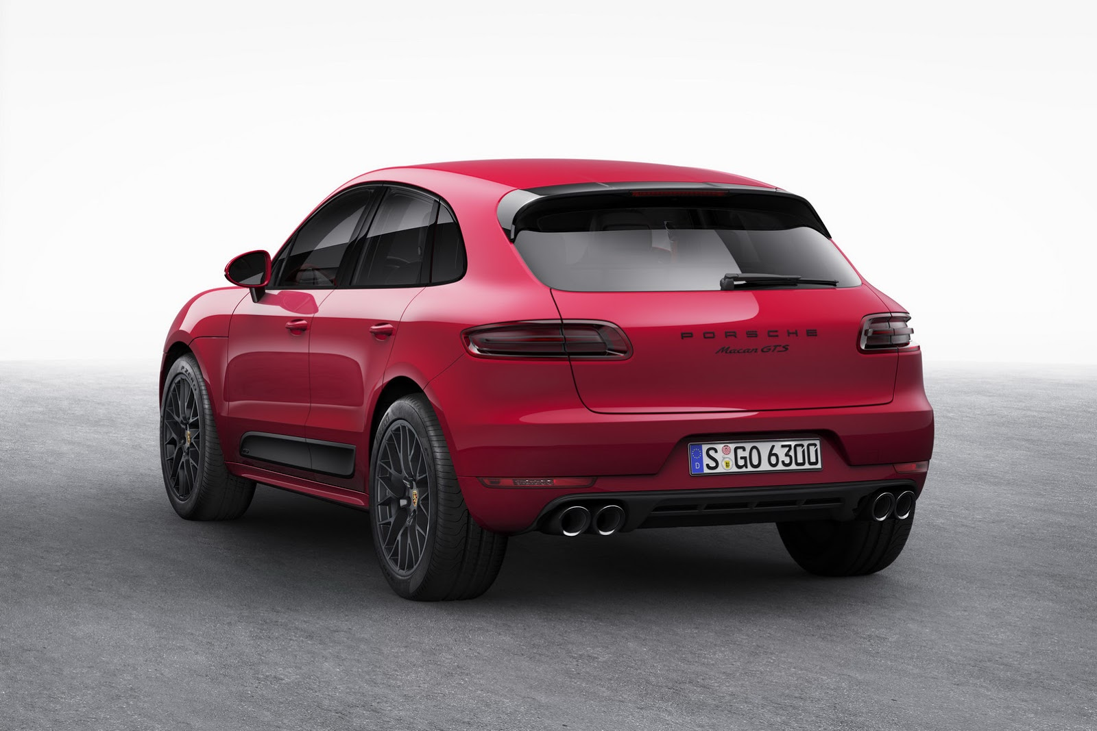 new porsche macan gts fills the void between s and turbo models carscoops. Black Bedroom Furniture Sets. Home Design Ideas