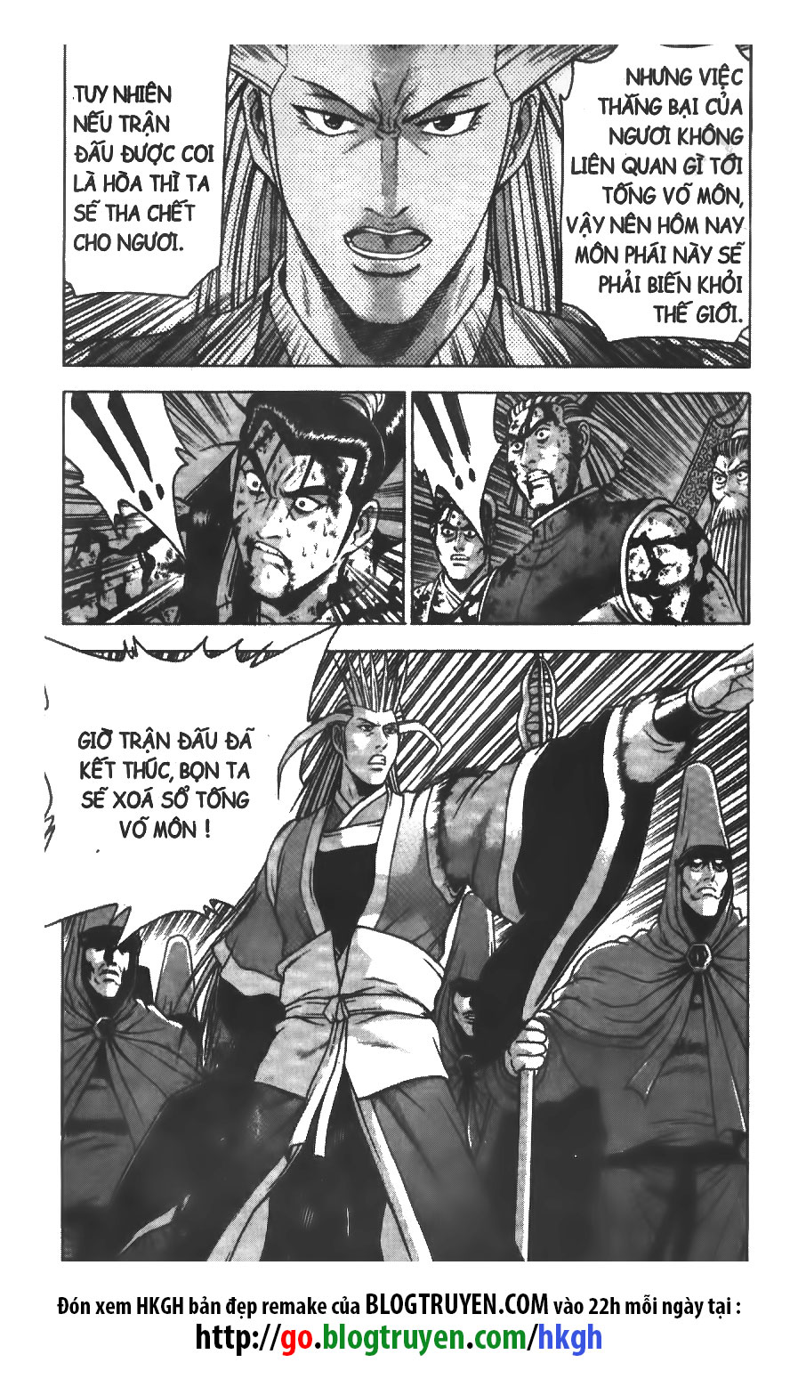 Xem truyen tranh Hi?p Khách Giang H? Chapter 218 cung vuidu.com