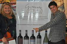 Los vinos de la bodega Giménez Riili ya se pueden obtener en Buenos Aires