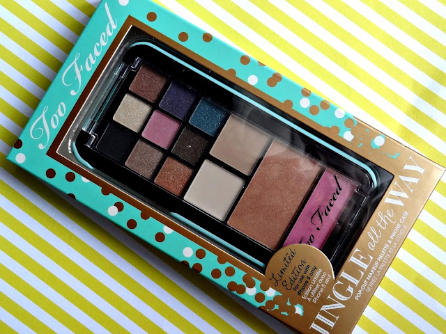 Too Faced Jingle All The Way Pop-Out Makeup Palette