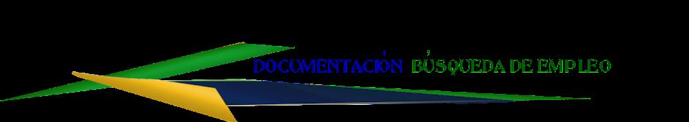 DOCUMENTACIÓN PARA LA BUSQUEDA DE EMPLEO Centro Formación Herencia