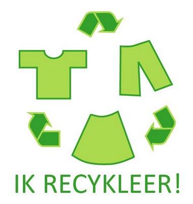 ik recycleer