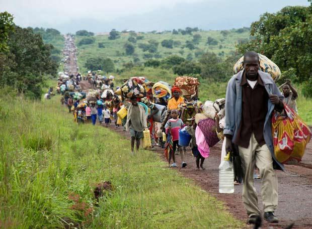Angola: REFUGIADOS, UM RECURSO PARA O DESENVOLVIMENTO