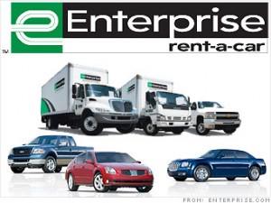 Enterprise Rent a Car Coupon Codes 2013