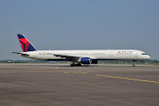 DELTA AIRLINESN590NW, B757300. Possibly the first visit to Europe of . (nw delta ams)