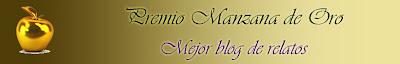 I Edición Premios Manzana de Oro al mejor blog de relatos