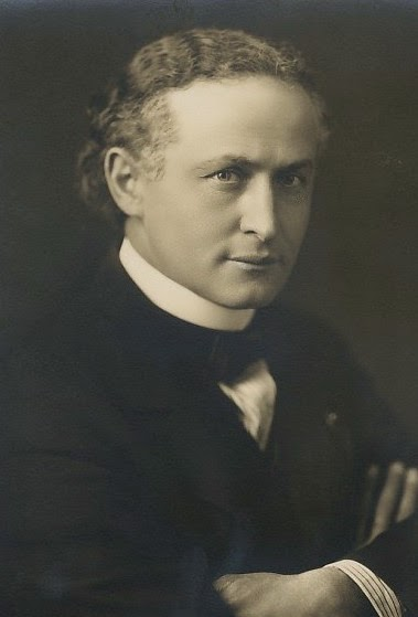 welcome to another year of being wild about harry when a new year turns over i always like to think about where houdini was in his own life and career 100