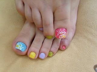 Toe Nail Art Gallery Designs 2011 Fashion And Styles
