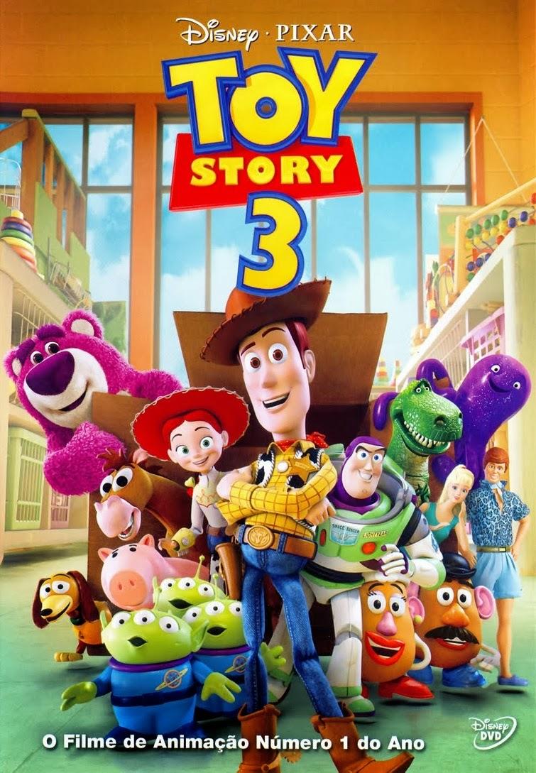 Toy Story 3 – Dublado (2010)