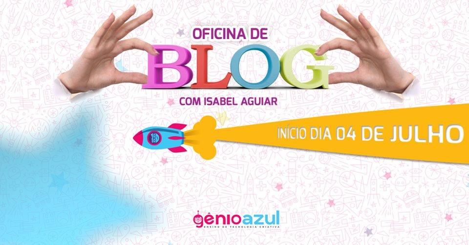 Aprenda a criar o seu Blog