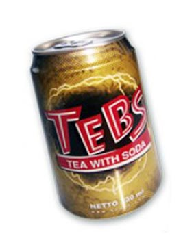 TEBS Sosro | Tea with Soda TEBS