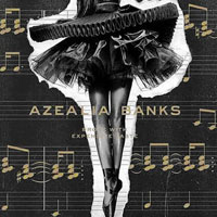The Top 50 Albums of 2014: 24. Azealia Banks - Broke With Expensive Taste