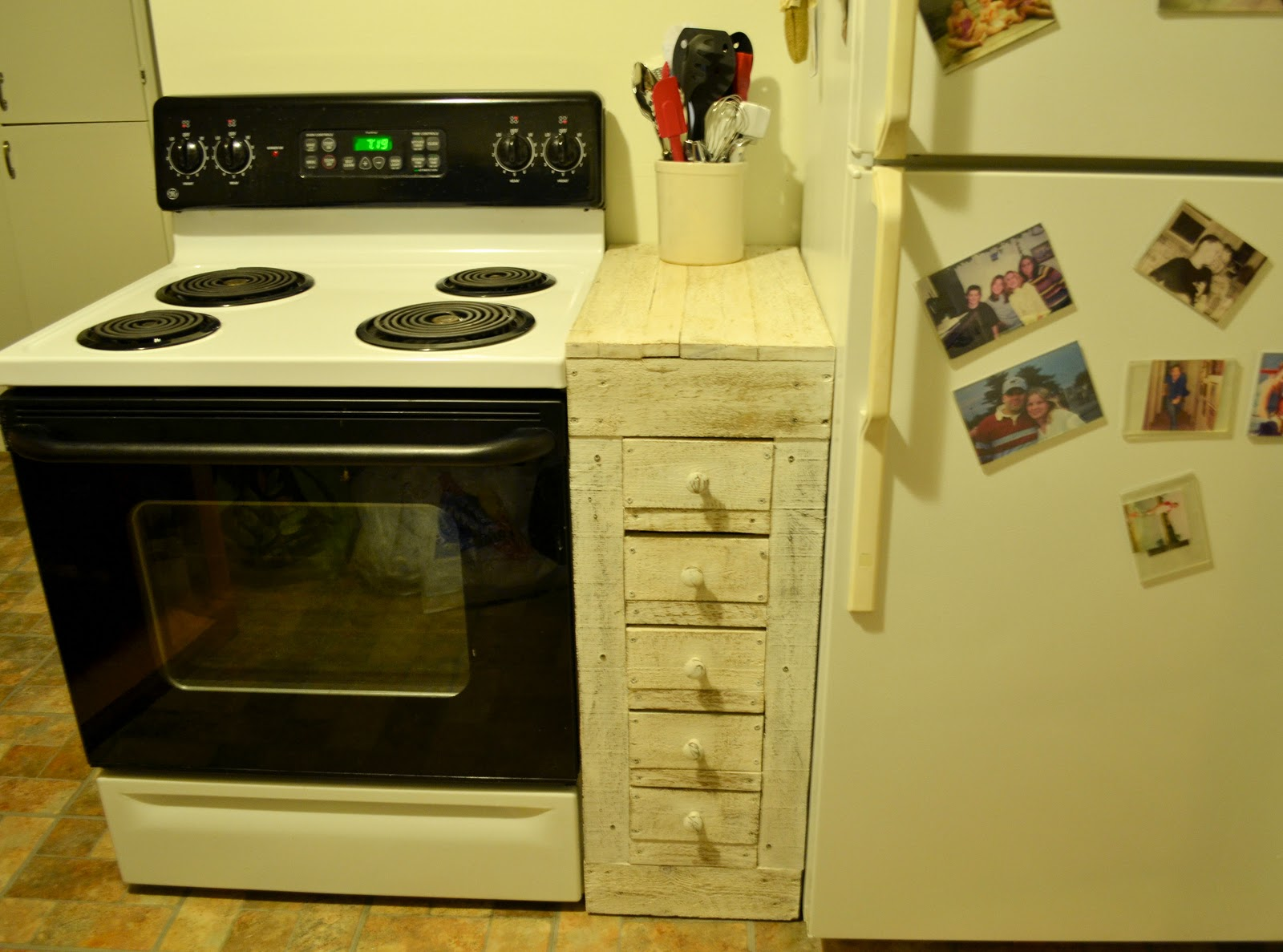 Cupboards Made From Pallets Remodelaholic How To Make A Rustic Pallet Cabinet