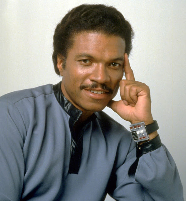 Billy Dee Williams Smooth Operator