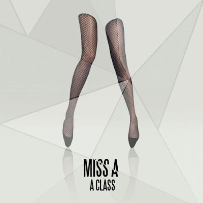Miss A First Full Length Album A Class
