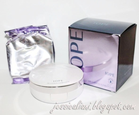 IOPE Air Cushion Sunblock EX