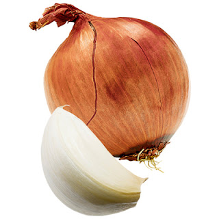 onion and garlic is rich in sulfur