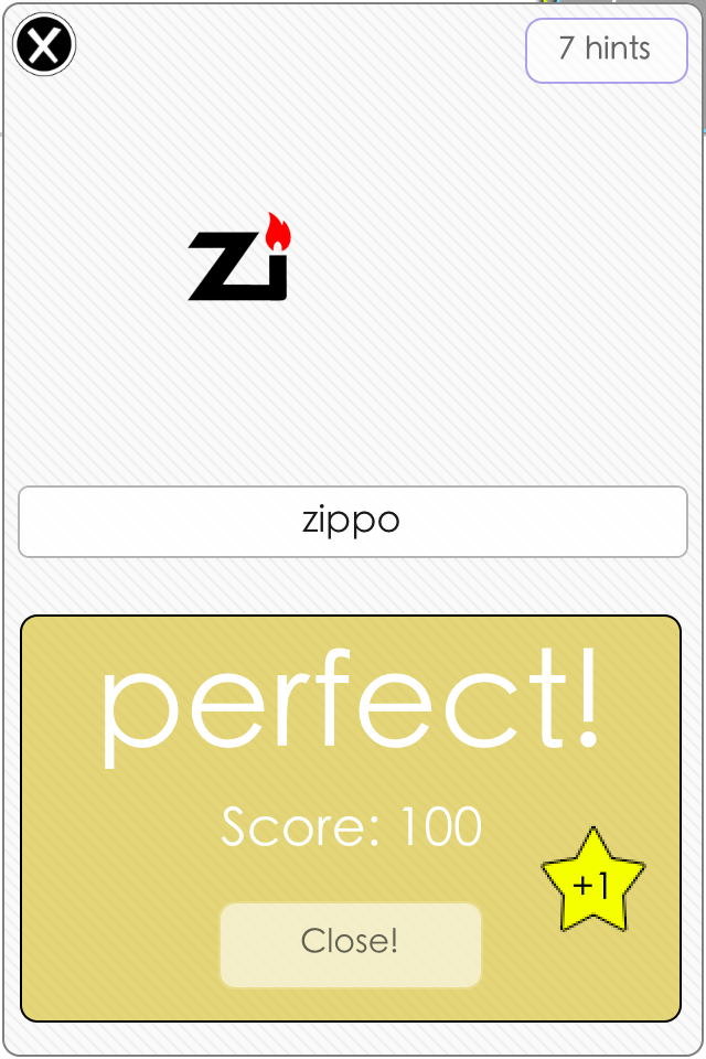 logos quiz ipad game