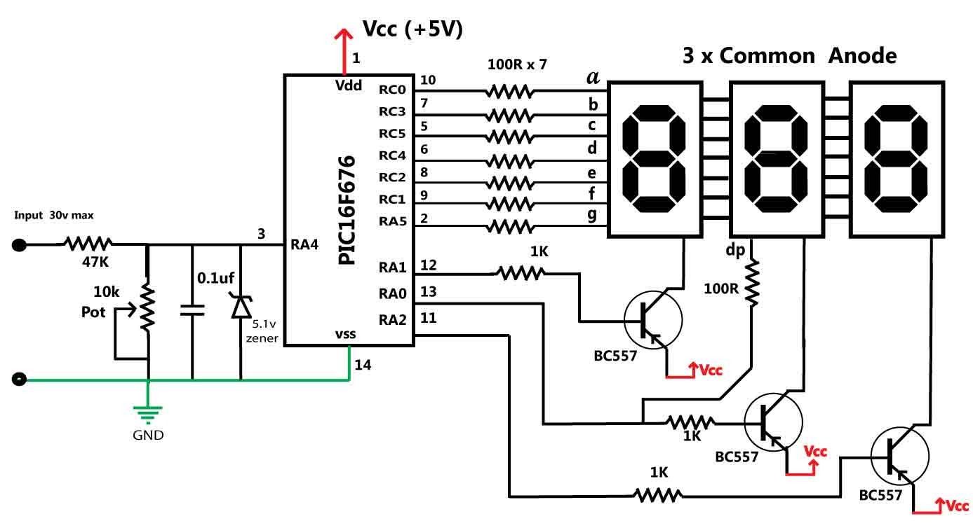 Watch additionally Up Down Counter Circuit By Cd40110 also New Two Digit 56 as well Logicgates further . on 7 segment display