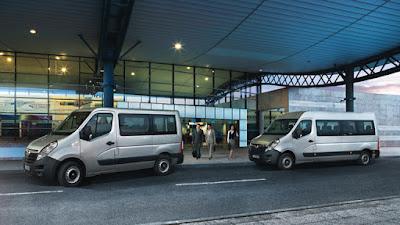 Συστήματα υποστήριξης οδηγού και κινητήρας Euro 6 για το Opel Movano