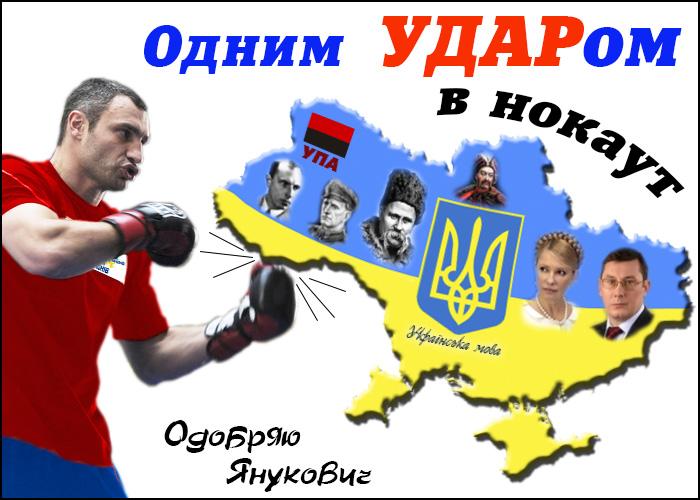 """В """"УДАРе"""" не знают причины, которая остановит Кличко от похода в президенты - Цензор.НЕТ 7215"""
