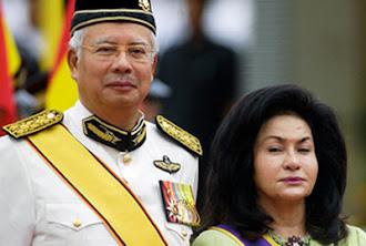 Perdana Menteri Malaysia Dan Istri