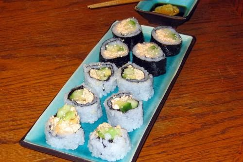 Vegan, Vegetarian, Sushi, Recipes