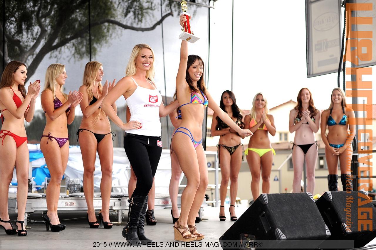 bikini contest car show coverage
