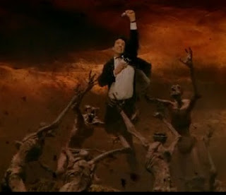 John Constantine on hell ritual