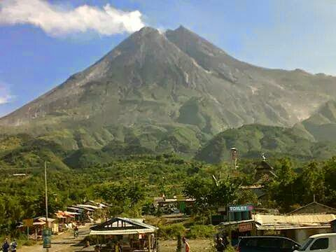 mount merapi tour