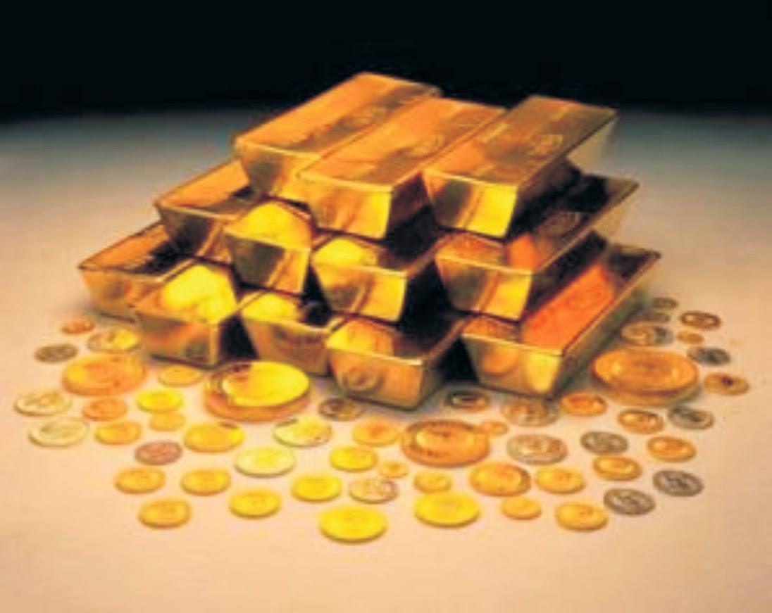 Sejarah Penemuan Emas