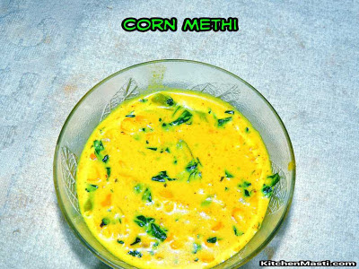 corn methi