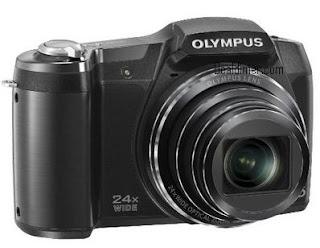 Olympus SZ-17 16 MP,24x Camera