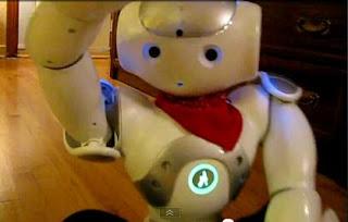 robot sobre aspirador roomba