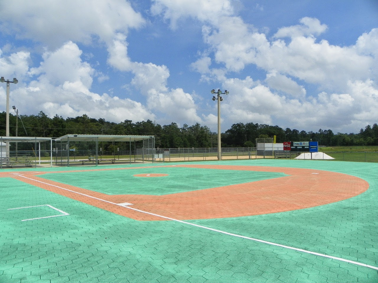 Mitchell Homes Miracle League Park in Northeast Pensacola, FL 32514