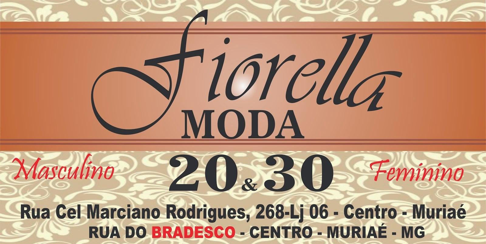 FIORELLA MODA 20&30