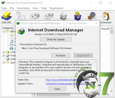 Internet Download Manager (IDM) 6.23 Build 23 Final