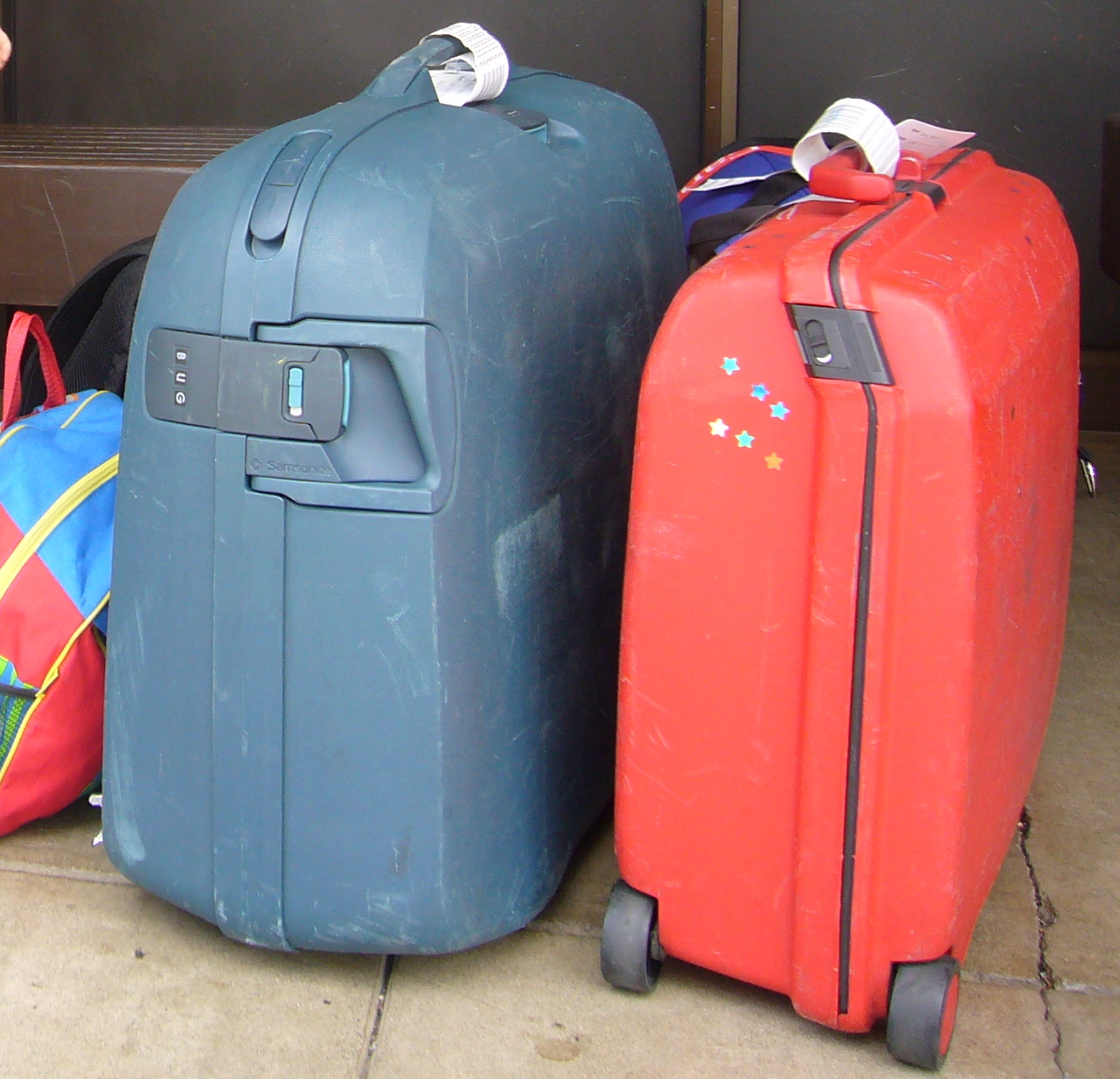 Traveling With Kids: Better safe than sorry: 10 luggage & packing tips