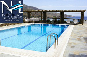 Nicolas Andros Hotel Appartements