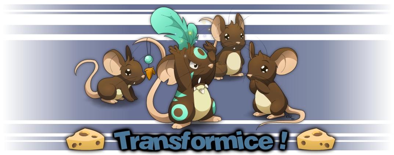 игра с мышами