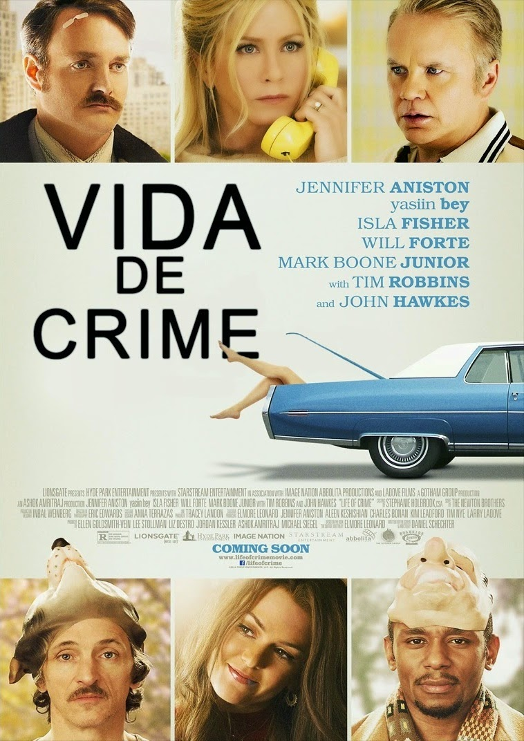Vida de Crime – Legendado (2013)