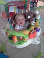 Kolton 3 Months Old