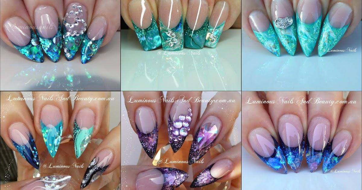 Luminous Nails: Luminous Nails Advanced Nail Designs, Sculptured ...