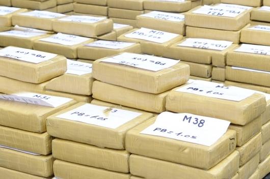 la trampa del narcotráfico en Colombia