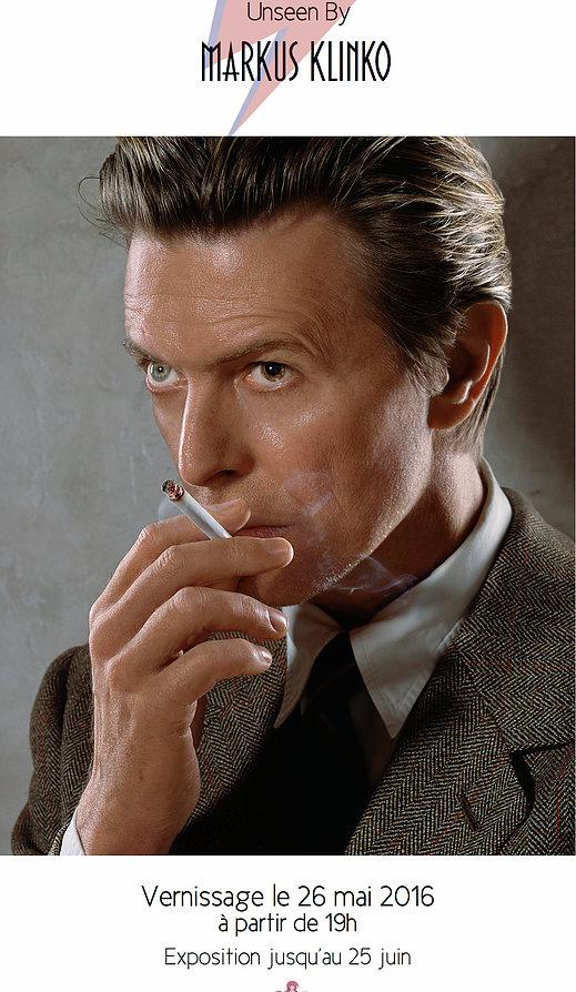 """""""David Bowie Unseen"""""""