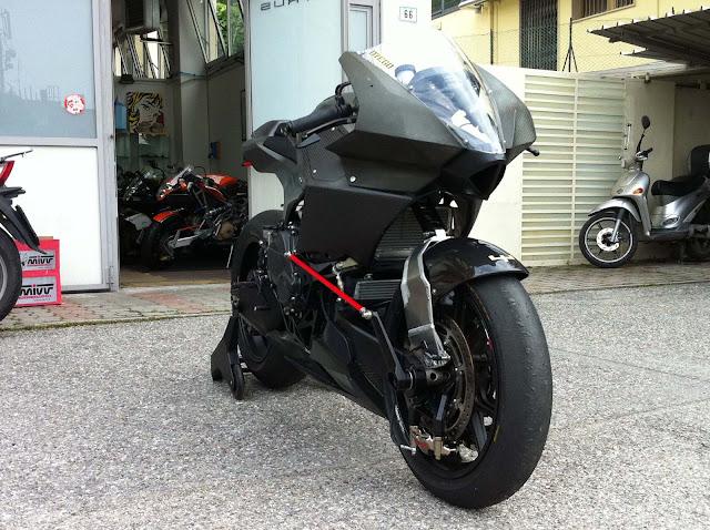 Vyrus Hub Centre Motorcycle 986 Moto2