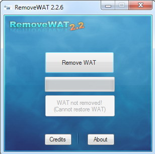 RemoveWAT 2.2.6 Activator for All Windows 7 Versions www.hitpcsoftware.com
