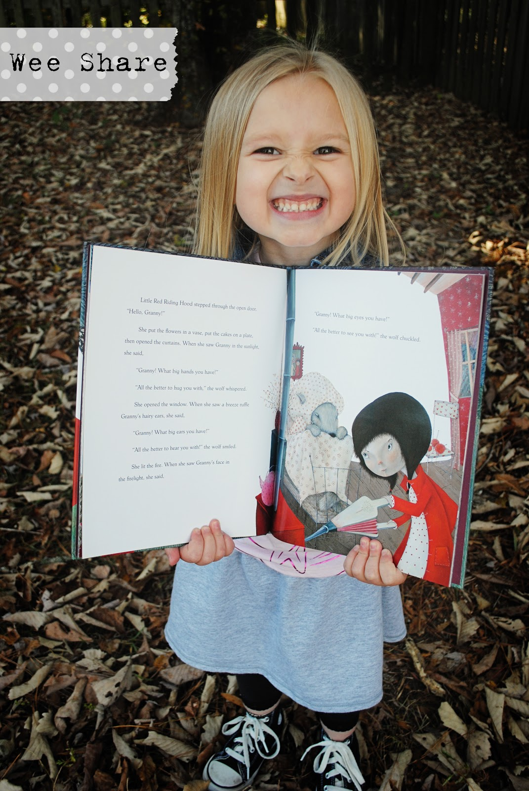 bb1 The Kite Princess and The Little Red Riding Hood Review