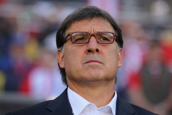Gerardo Martino led Newell's Old Boys to the Argentinian Clausura title last season