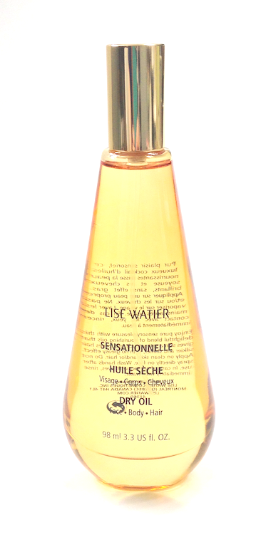 Lise Watier Sun Destination Summer 2013 Sensationelle Dry Oil